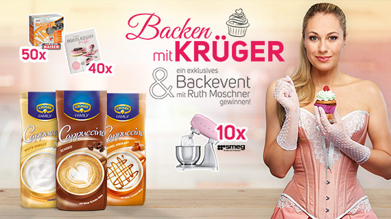 Backpromo Aktionsteaser